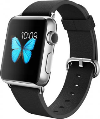 Часы Apple Watch 38mm with Classic Buckle