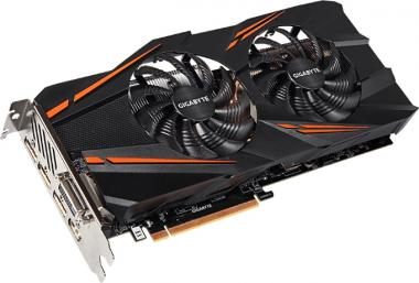 Видеокарта GigaByte GeForce GTX 1070