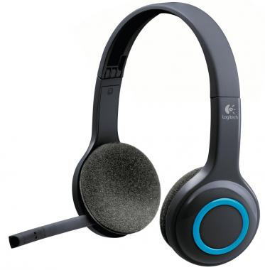 Наушники Logitech Wireless Headset H600