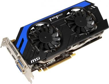 Видеокарта MSI GeForce GTX 670