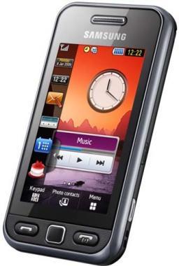 инструкции для сотового телефона Samsung GT-S5230
