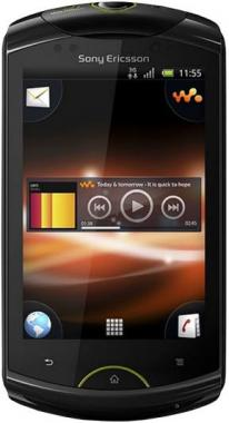 Смартфон Sony Ericsson Live with Walkman WT19i