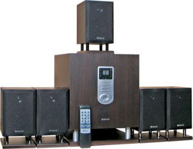 инструкции для акустической системы или комплекта акустики Defender Hollywood 60