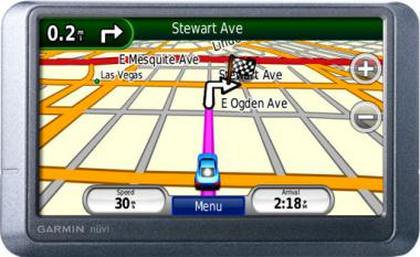 инструкции для GPS-навигатора Garmin Nuvi 205w