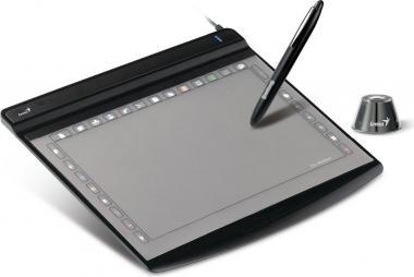 инструкции для планшета или дигитайзера Genius G-Pen F610