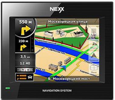 инструкции для GPS-навигатора Nexx NNS-3501