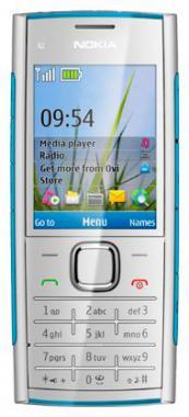 инструкции для сотового телефона Nokia X2-00