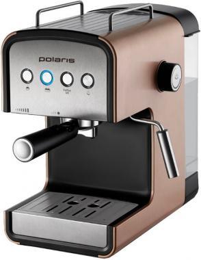 инструкции для кофеварки или кофемашины Polaris PCM 1526E