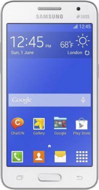 инструкции для смартфона Samsung Galaxy Core 2 Duos SM-G355H/DS