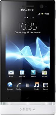 инструкции для смартфона Sony Xperia U